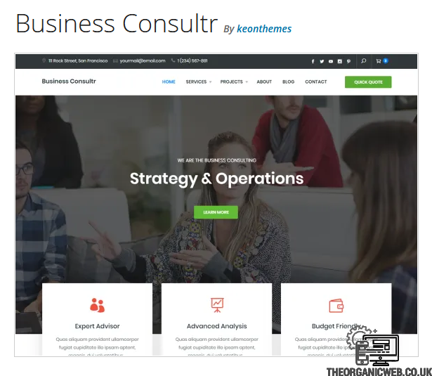 Business Consultr