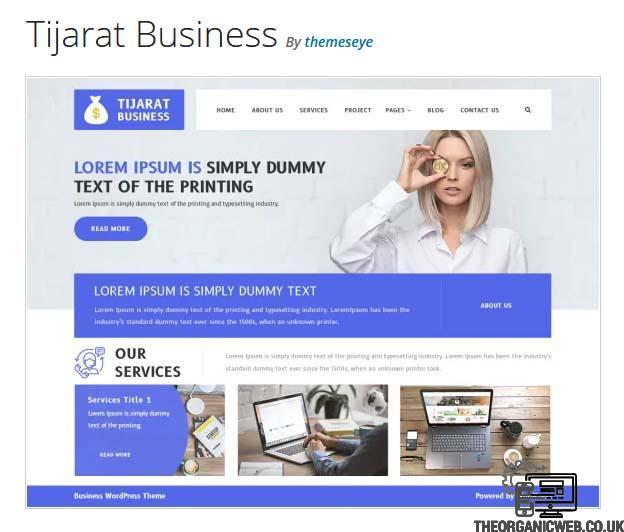 Tijarat Business